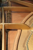piano et cordes poster