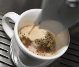 espresso drip poster