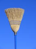 sky broom poster