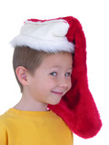 christmas boy two poster