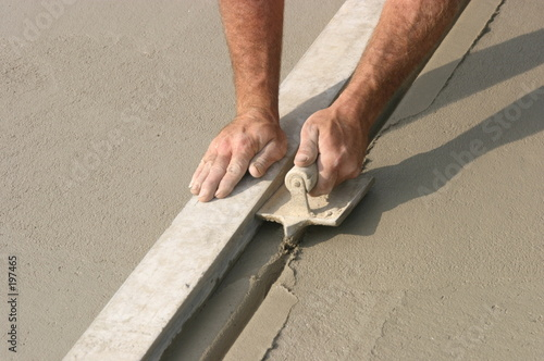 concrete finishing - 197465