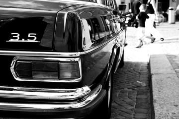 car on the street