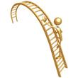 bent ladder