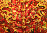 chinese textile poster