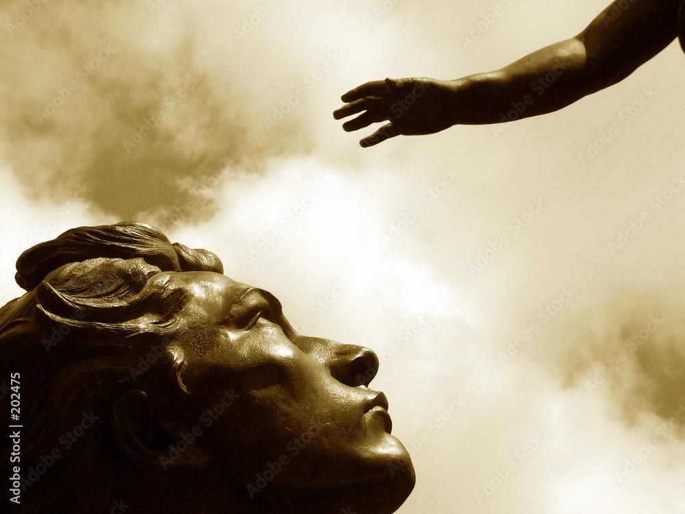 wierzyć przekonanie religijny - powiększenie