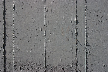concrete wall detail