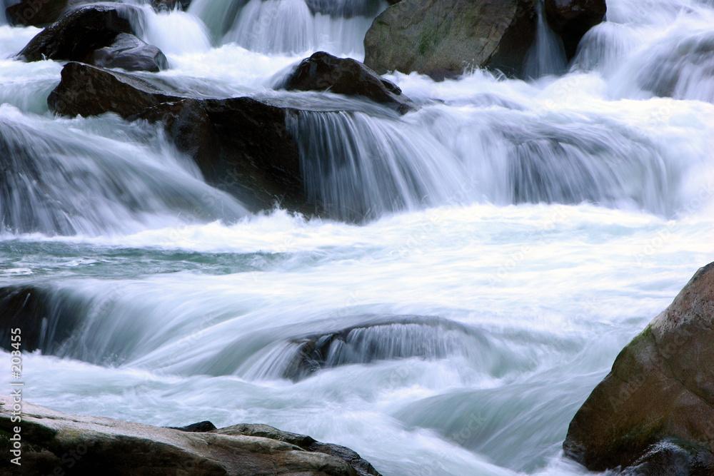 wodospad wodospad  - powiększenie