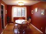 interior dining room poster