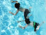 underwater explorers poster