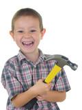hammer boy poster