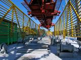rail-laying crane poster
