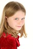 beautiful ten year old girl poster