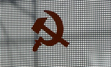 communism symbol poster