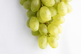 nice fresh grapes poster