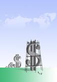 big dollars poster