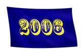 happy new year banner poster