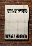 wanted! poster