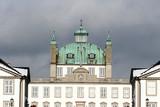 fredensborg castle poster