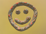 happy face three poster
