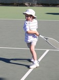 boy tennis player poster