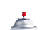 spray can poster