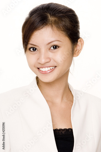 poster of smiling businesswoman 5