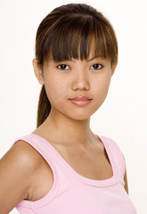 asian in pink 10
