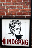 sign hairdresser poster
