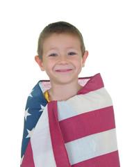 flag boy three