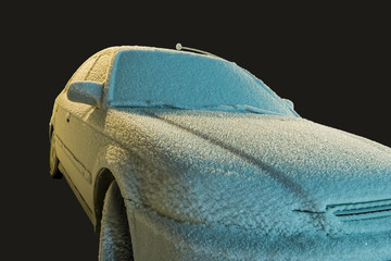 frozen: car 1