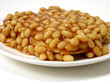 plate of beans