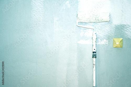 wand streichen von majo lizenzfreies foto 221844 auf. Black Bedroom Furniture Sets. Home Design Ideas