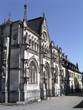 front view  of hautecombe monastery