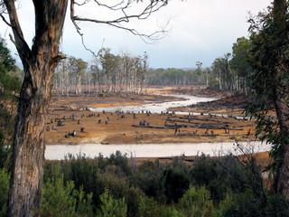 river of destruction