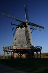 kappenwindmühle im lipperland