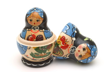 nested babushka doll