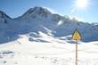 signialitique en montagne