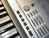electronic keyboard poster