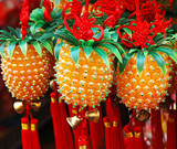 chinese new year decoration 2 poster