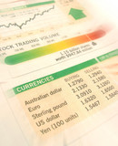 stock report poster