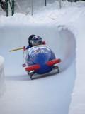 Zespół bobslejowy w france