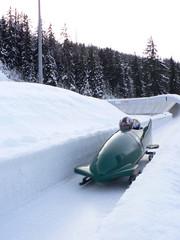 bobsleigh vert