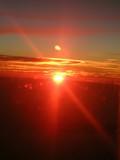 sun flare poster