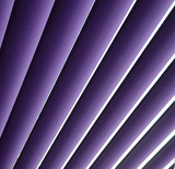 venetian blind abstract poster