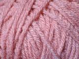 pink yarn poster