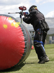 paintball aim