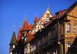 canvas print picture altstadt fulda
