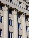 three columns poster