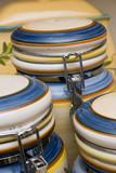 ceramic food jars poster