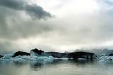joekulsarlon in iceland 1 poster